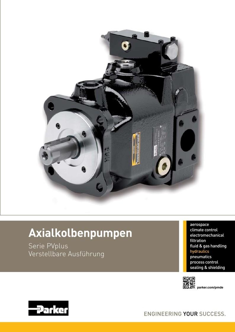 Axialkolbenpumpe PV