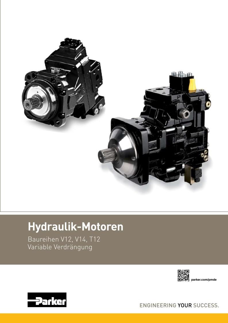 Hydraulik Motoren V12, V14, T12
