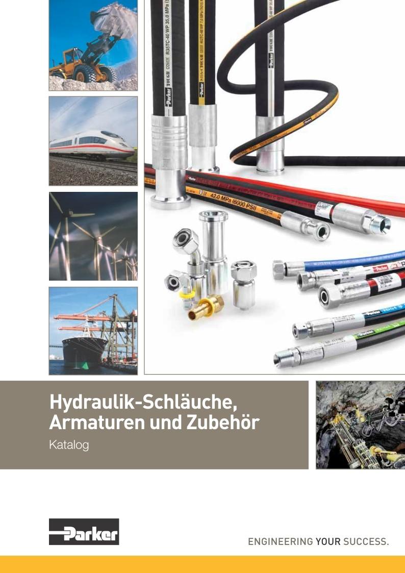 Hydraulik Schläuche