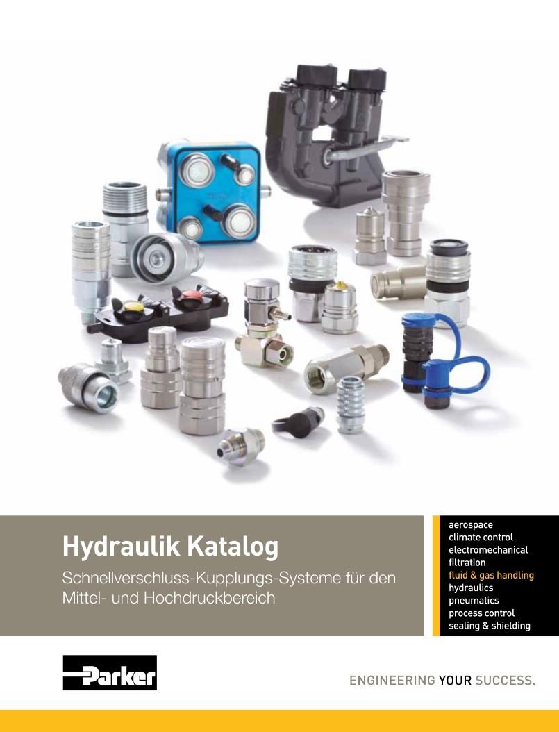 Hydraulikkupplungen
