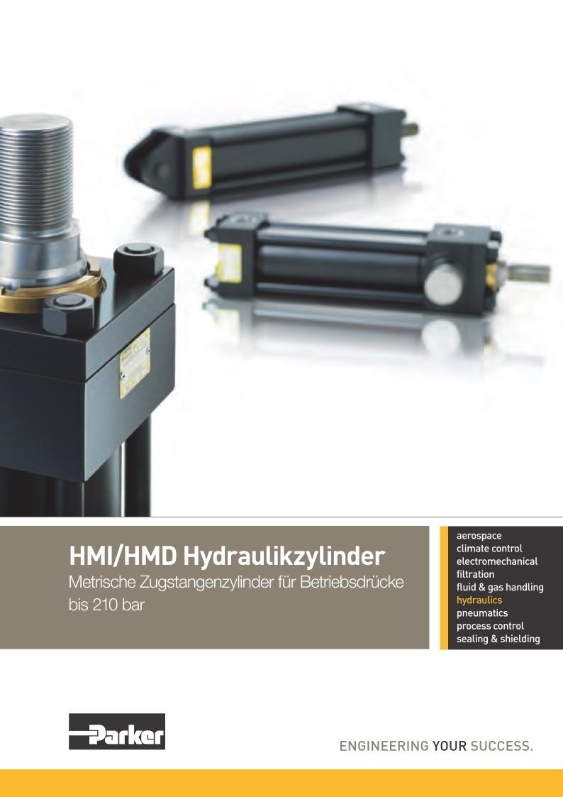 Hydraulikzylinder HMD