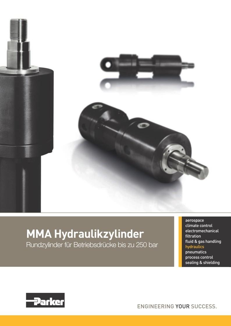 Hydraulikzylinder MMA