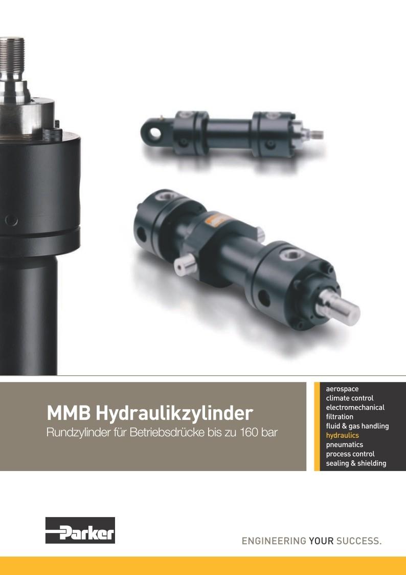 Hydraulikzylinder MMB