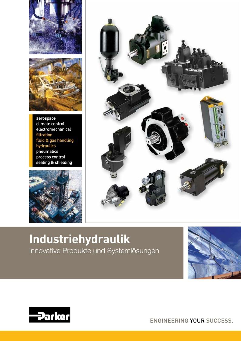 Industriehydraulik