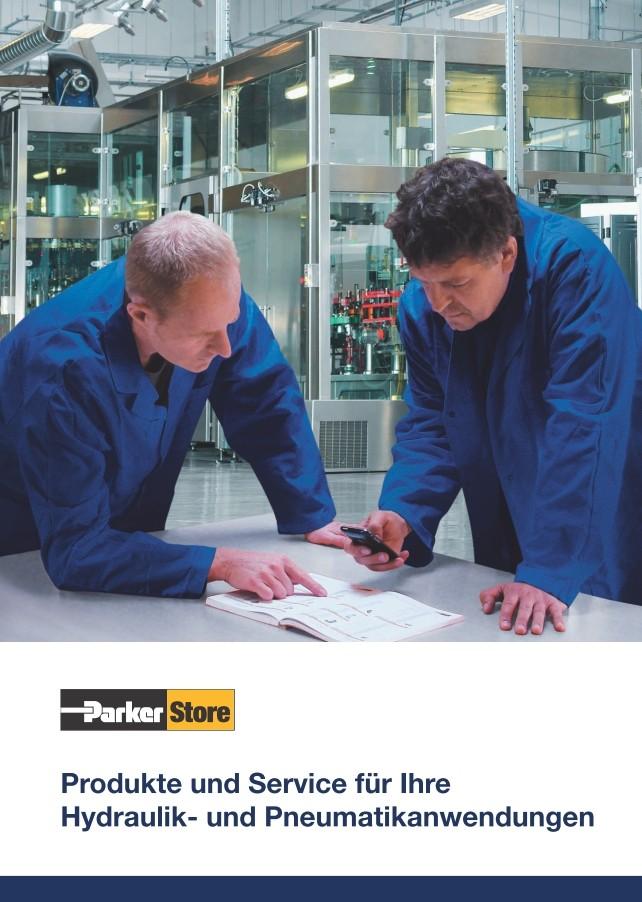 Parker Store Katalog