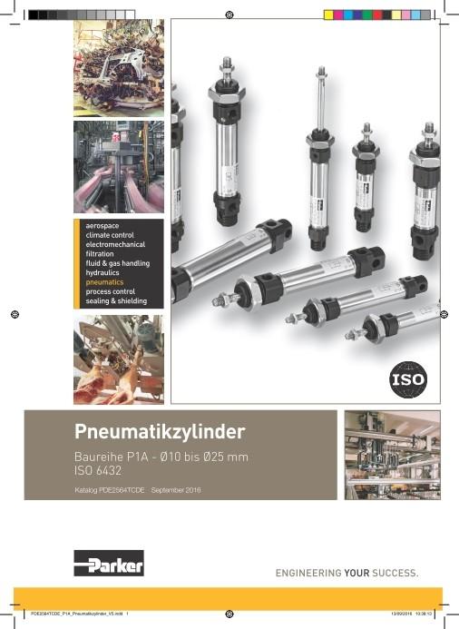 Pneumatikzylinder P1A