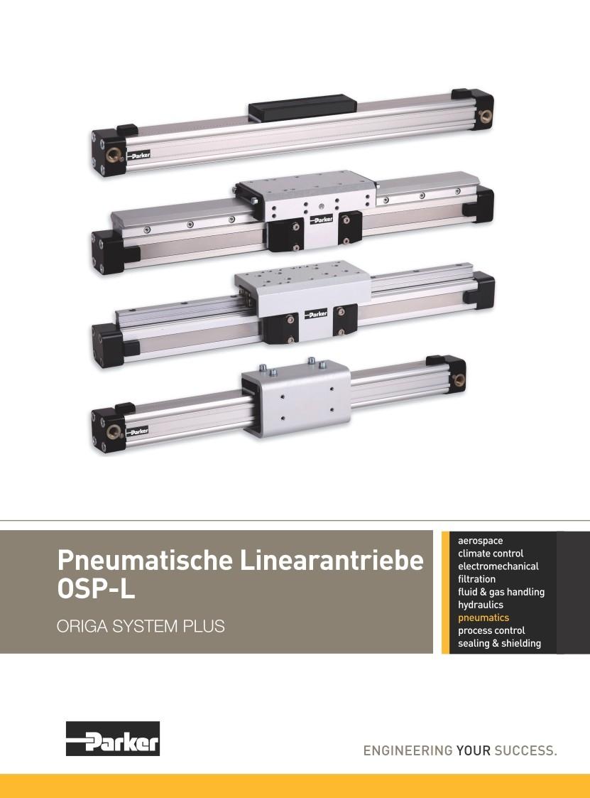 Pneumatischer Linenantrieb OSP L
