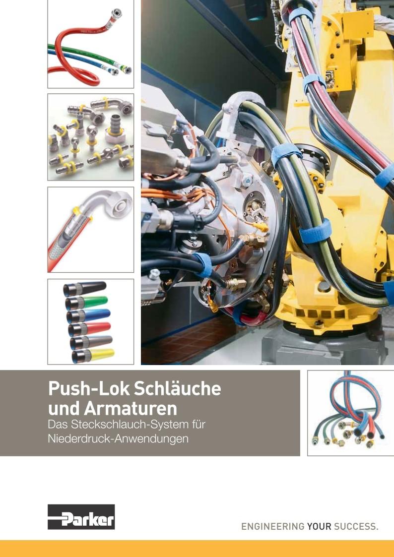 Push-Lok Schlauch Armaturen